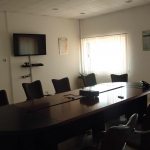 Board room with LED tv